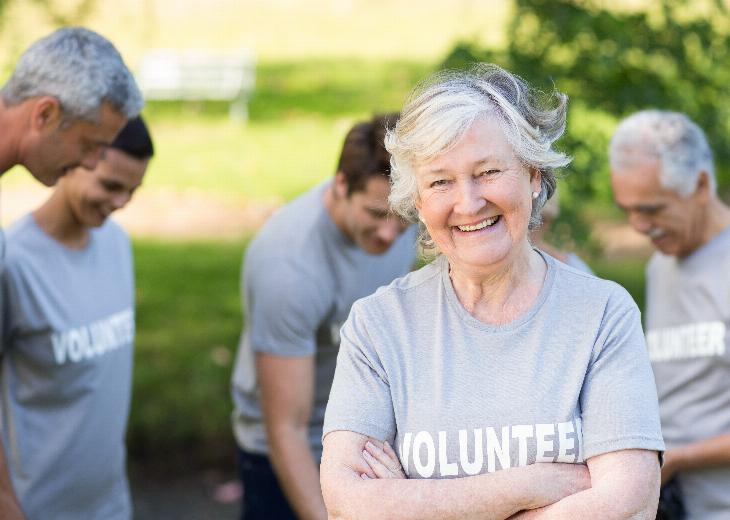 thumbnail of Volunteering Options for Seniors