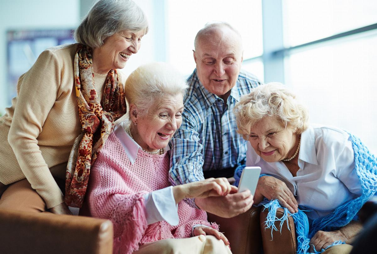 banner of There's an App for That! What Seniors Need to Know to Get Comfortable Using Apps