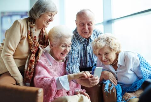 square of There's an App for That! What Seniors Need to Know to Get Comfortable Using Apps