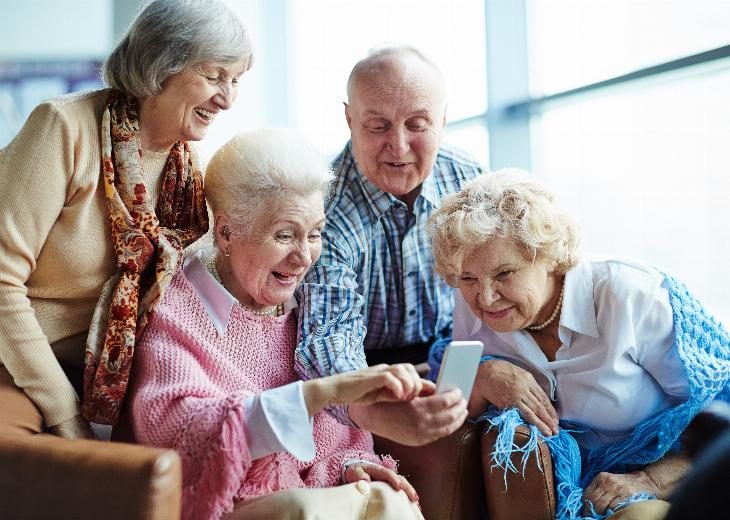 thumbnail of There's an App for That! What Seniors Need to Know to Get Comfortable Using Apps