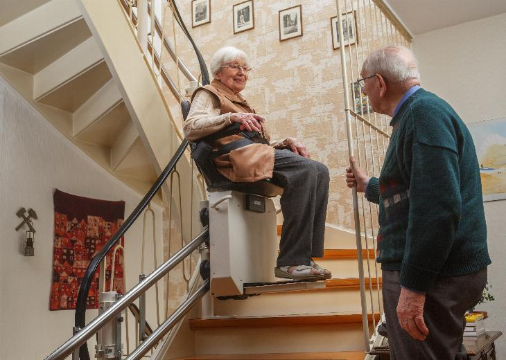 thumbnail of Should You Invest in a Stair Lift?