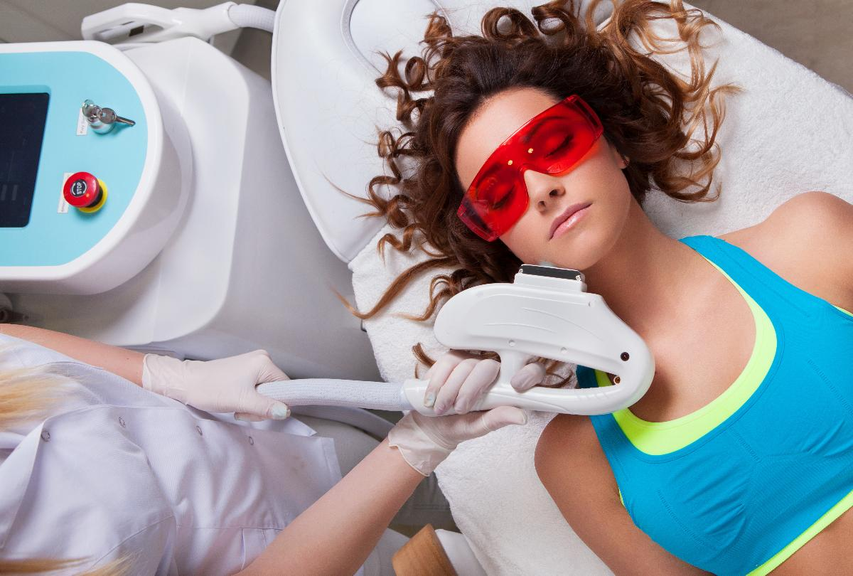 banner of Get the Facts About Laser Hair Removal