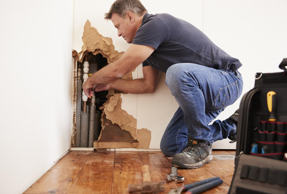 banner of Water Damage a Problem? Find the Right Repairs