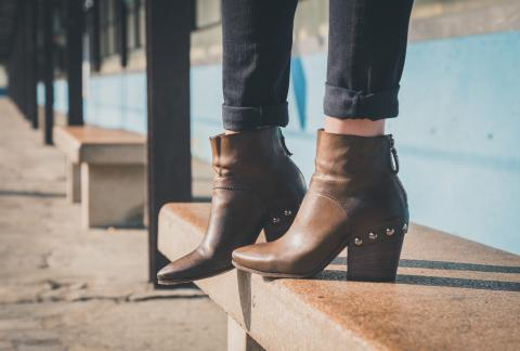 square of Boots Are the Perfect Finish for the Perfect Outfit