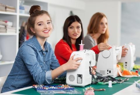 square of Sew Like a Pro With the Right Sewing Machine