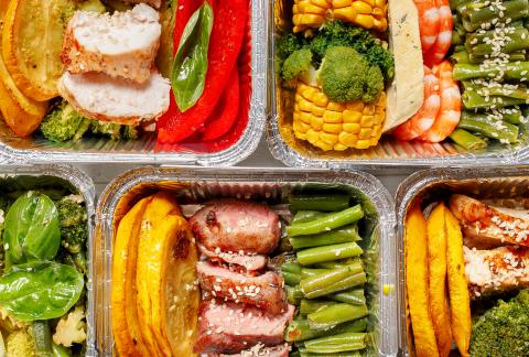 square of Reduce Your Cooking Time Through Meal Prep
