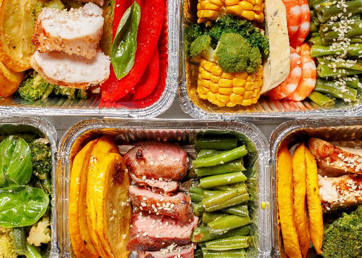 thumbnail of Reduce Your Cooking Time Through Meal Prep