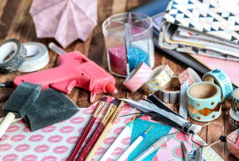 square of Scrapbooking Is a Great Hobby to Try Out! (lifestylealive)