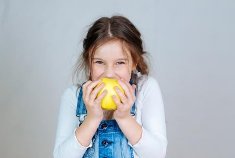 square of Try Out These Healthy Snack Ideas For Kids!