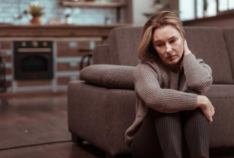 square of Treatment Resistant Depression Can Feel Like a Scary Condition