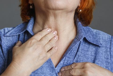 square of Graves' Disease Affects The Immune System