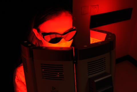 square of There Are Many Uses For Red Light Therapy
