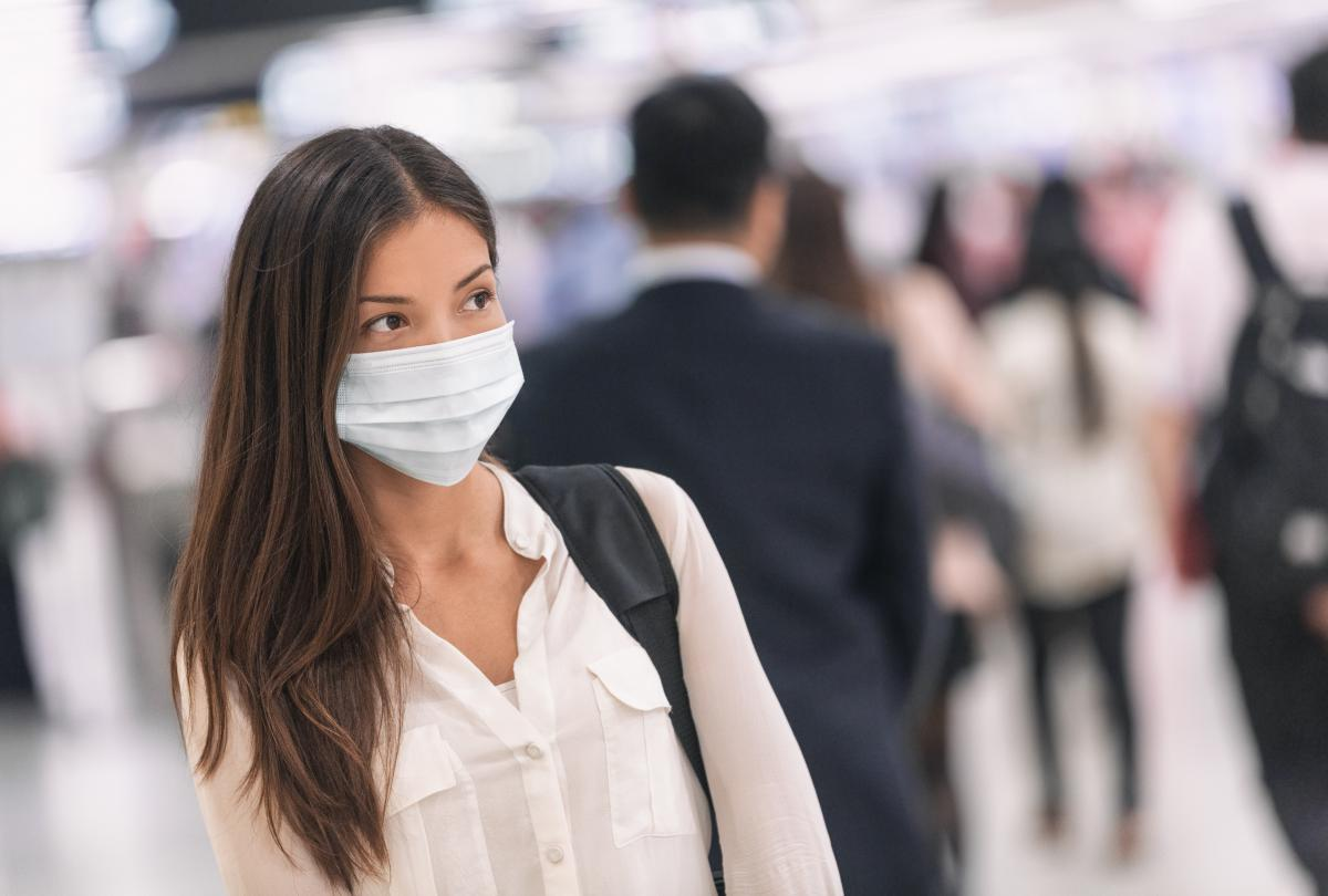 banner of Buying a Face Mask Can Help Avoid Stop Airborne Irritants