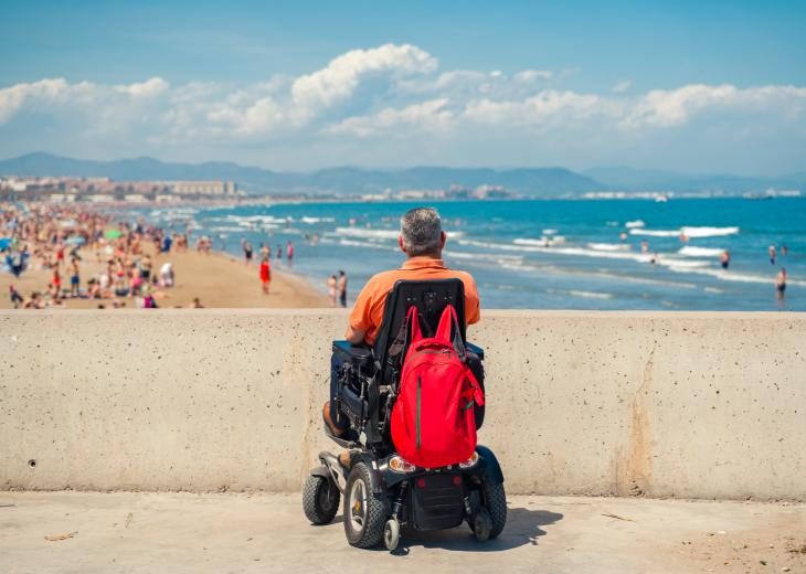 thumbnail of Electric Wheelchairs Ensure People Maintain As Much Mobility as Possible