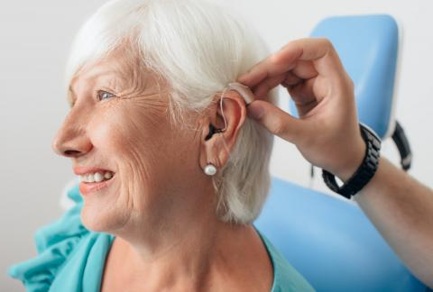 square of Hearing Aids Need To Be Comfortable And Functional At The Same Time