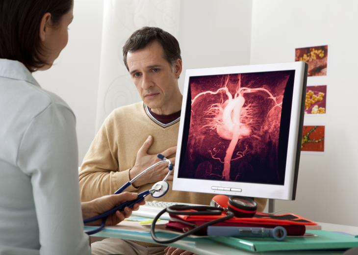 thumbnail of Angiography is an Important Medical Test to Measure Blood Flows