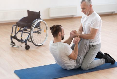 square of Paralysis Produces Heavy Loss of Muscle Function in a Portion of the Body