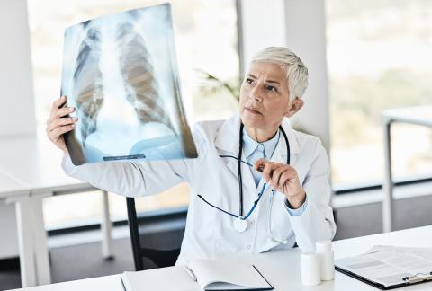 square of The Common Link In All Types of Spondyloarthritis is Inflammation in the Spine