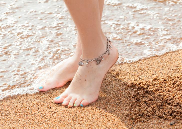 thumbnail of Multiple Styles of Anklets Make This a More Versatile Accessory Than People Realize (lifestylealive)