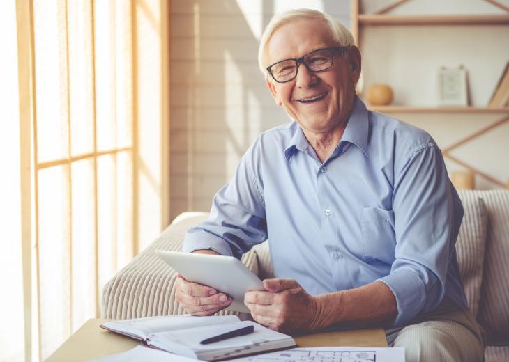 thumbnail of Tax Tips Designed for Seniors