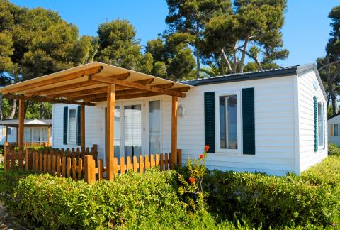 square of The Differences Between A Mobile Home & A Manufactured Home
