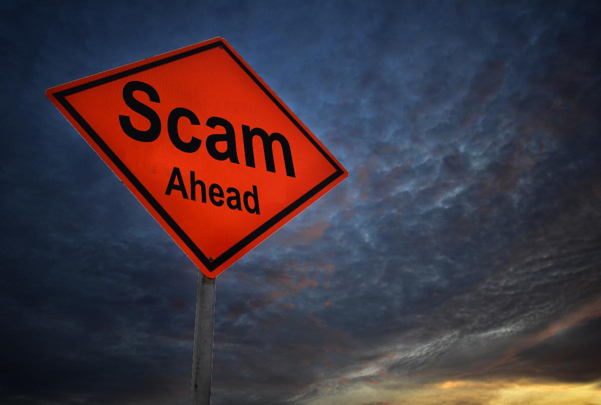 banner of How to Identify Phone & Internet Scams