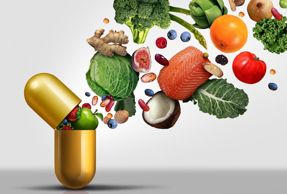 banner of Supplements and Vitamins for Seniors